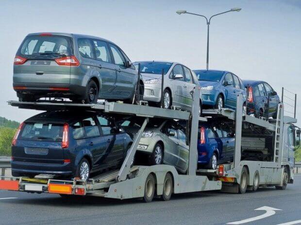 Xorijda ishlab chiqarilgan mashinalarni import qilish